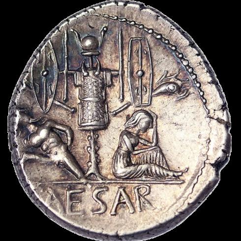 Julius Caesar (100-44 BC)